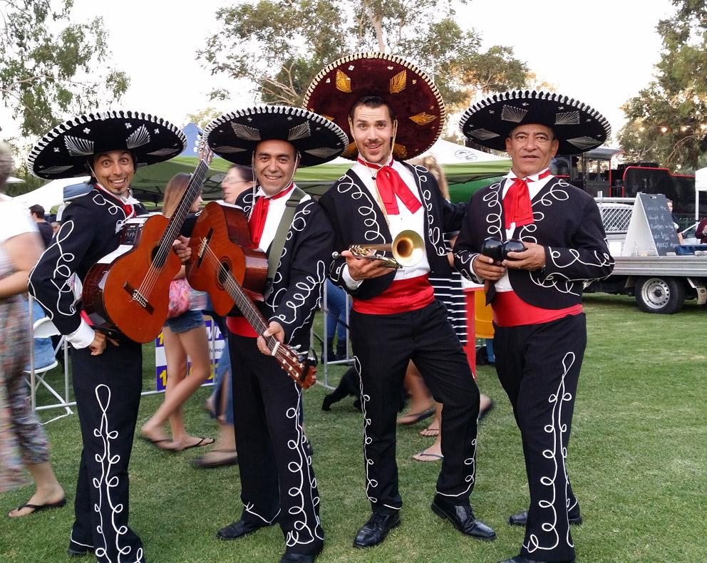 Mariachi Band Adelaide