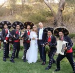 Wedding performing at Glen Ewin Estate with our Accordion player