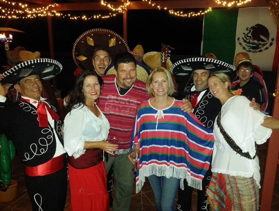 Mexican Mariachi themed birthday