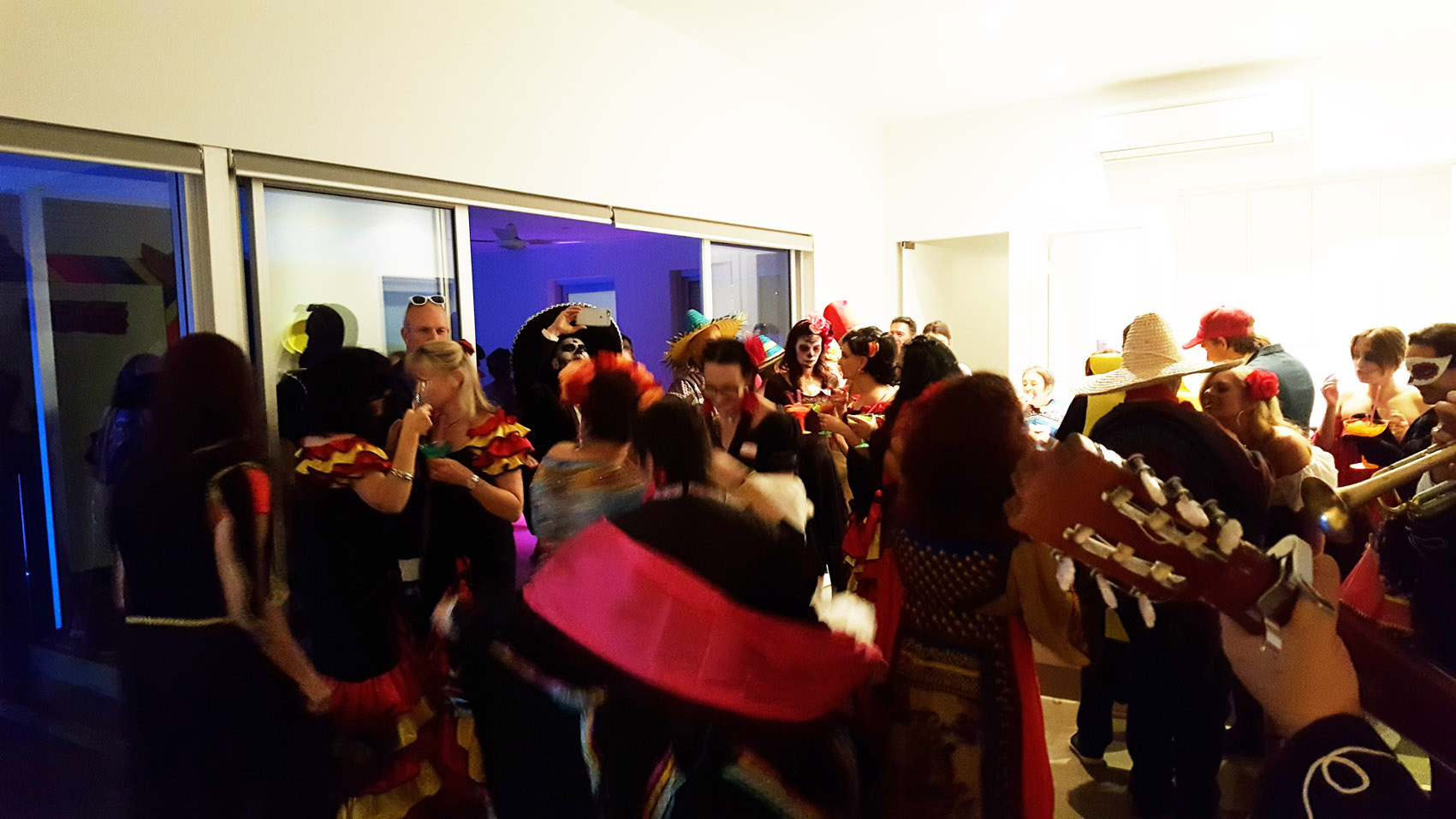 Mexican Birthday Private Function Adelaide Band Australia, Perth Sydney Melbourne Darwin Brisbane
