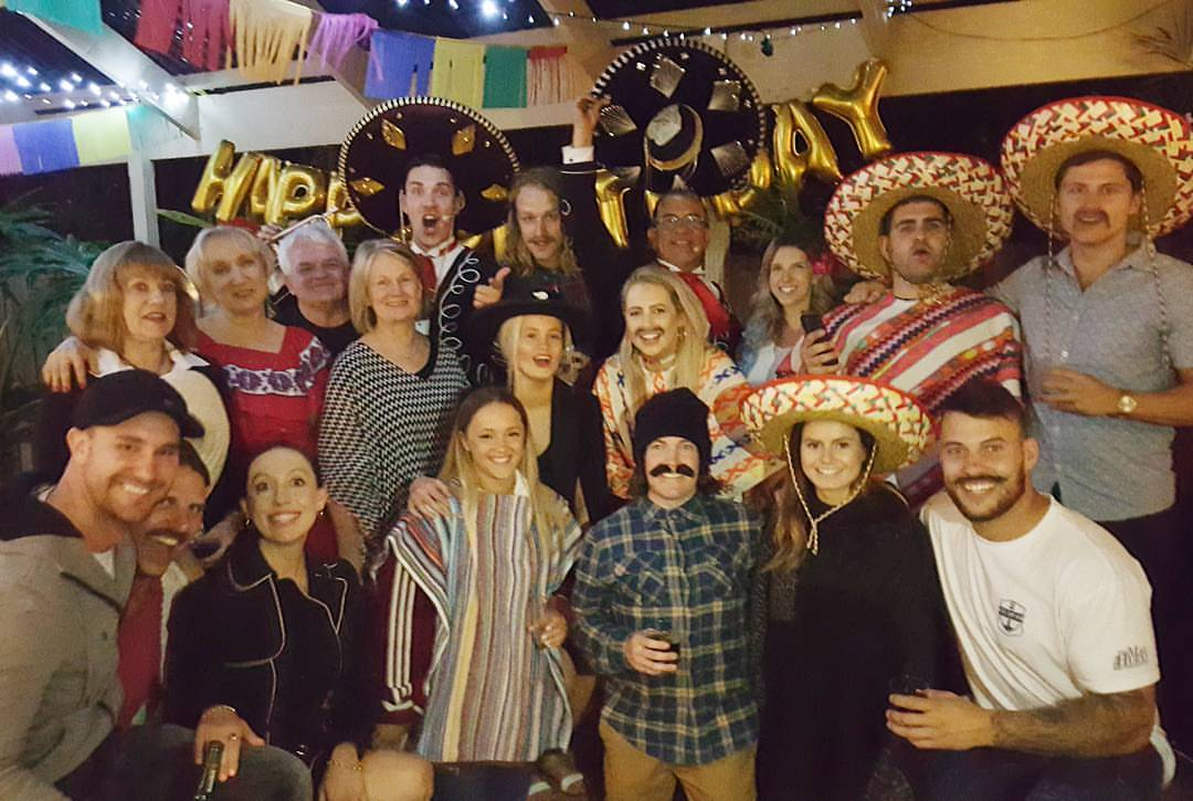 Mexican Mariachi theme costume party birthday party adelaide sydney brisbane gold coast broad beach darwin perth canberra tasmania singapore hong kong dubai