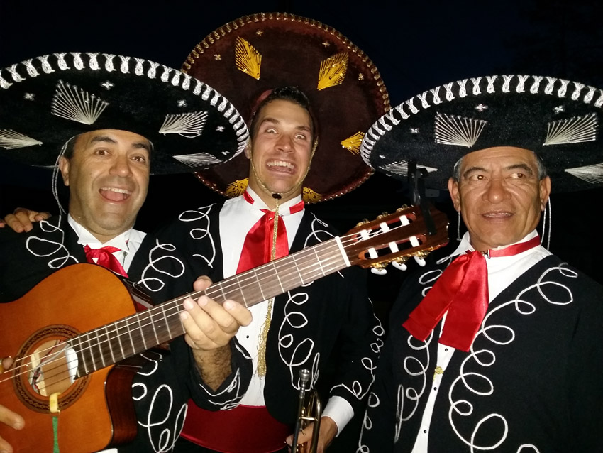 The Mariachi Mexican Trio