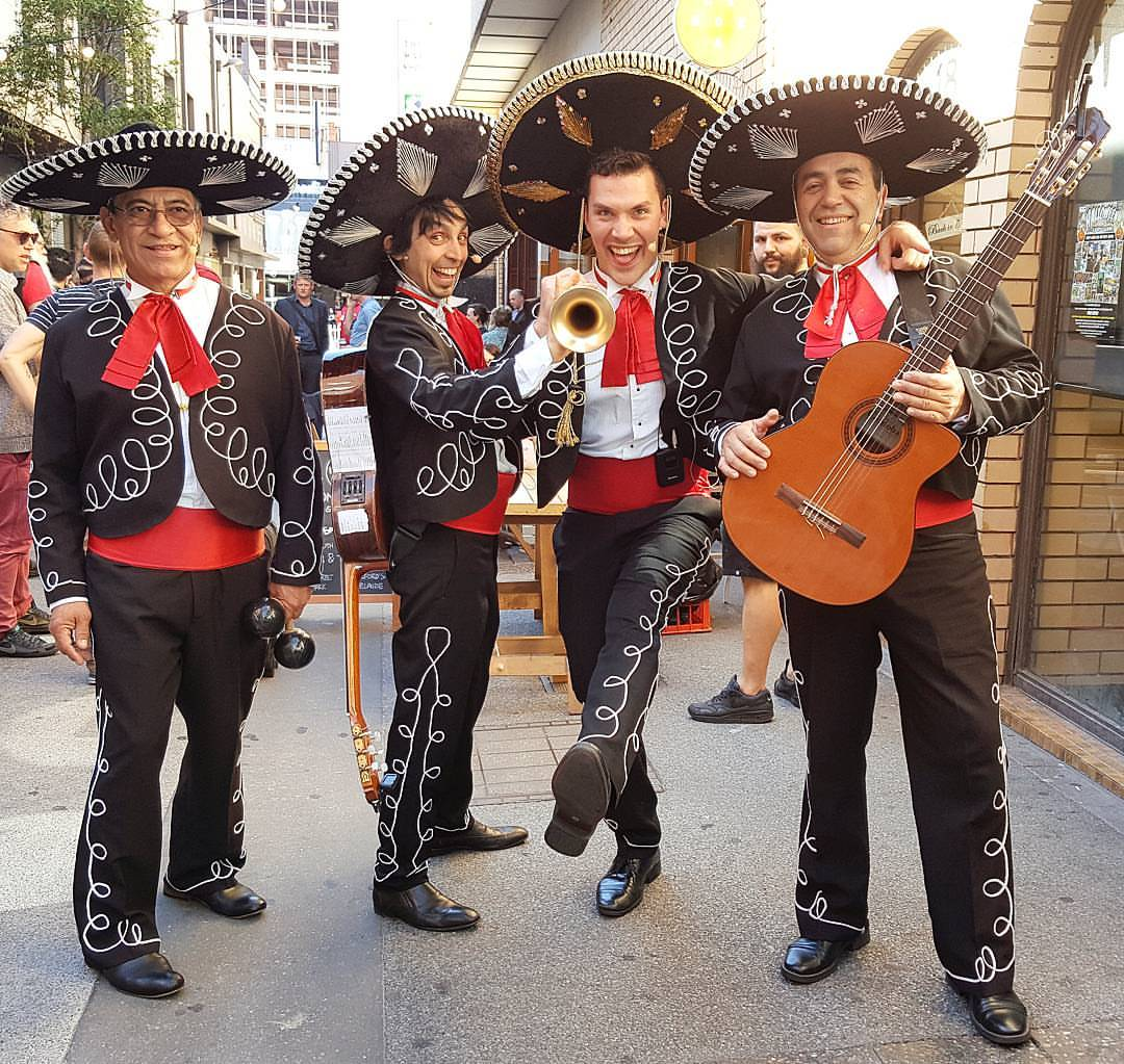 street-party-mexican-theme-adelaide-australia-singapore-melbourne-sydney-perth-duabi-hong-kong-japan-south-korea, adelaide entertainment, mariachi australia