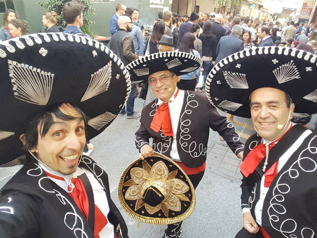 street-party-mexican-theme-adelaide-australia-singapore-melbourne-sydney-perth-duabi-hong-kong-japan-south-korea, the three amigos, one direction, mexican band melbourne,