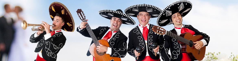 Wedding Mexican Mariachi Music Band In Australia