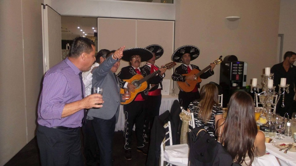 Mexican Band Adelaide