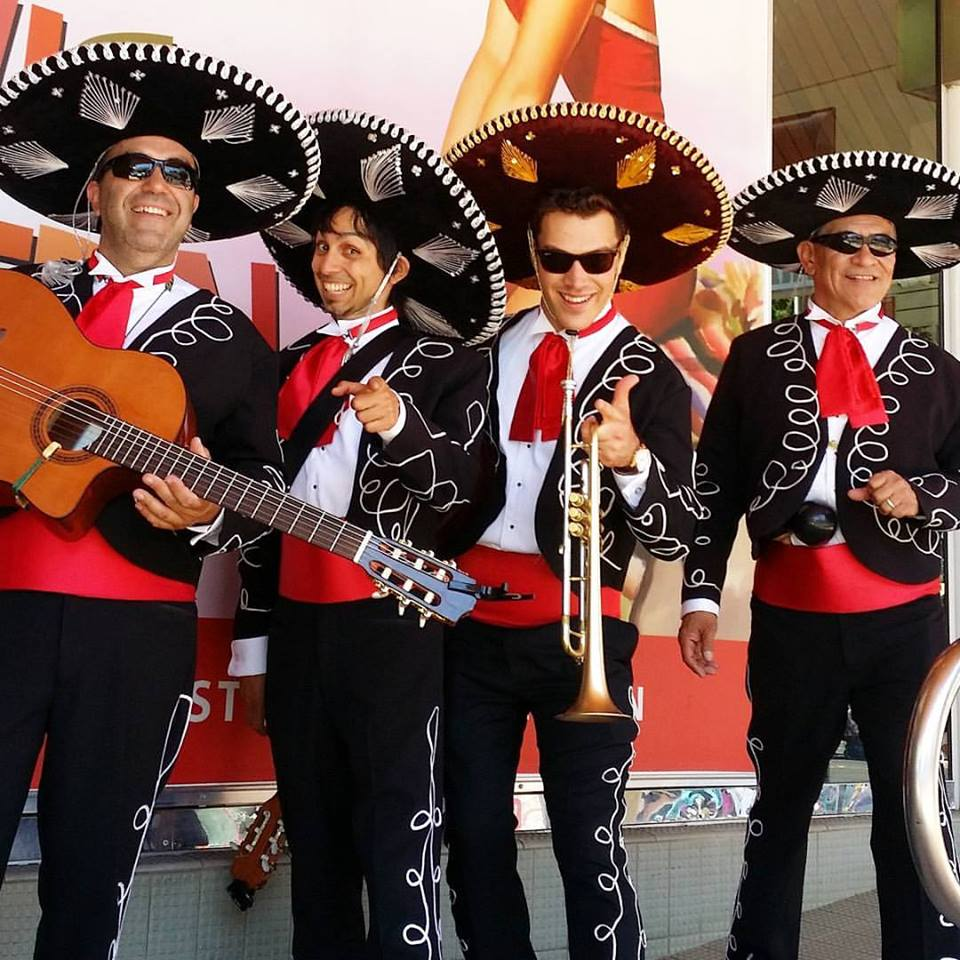 Multicultural Festival Canberra here we come Mariachi style