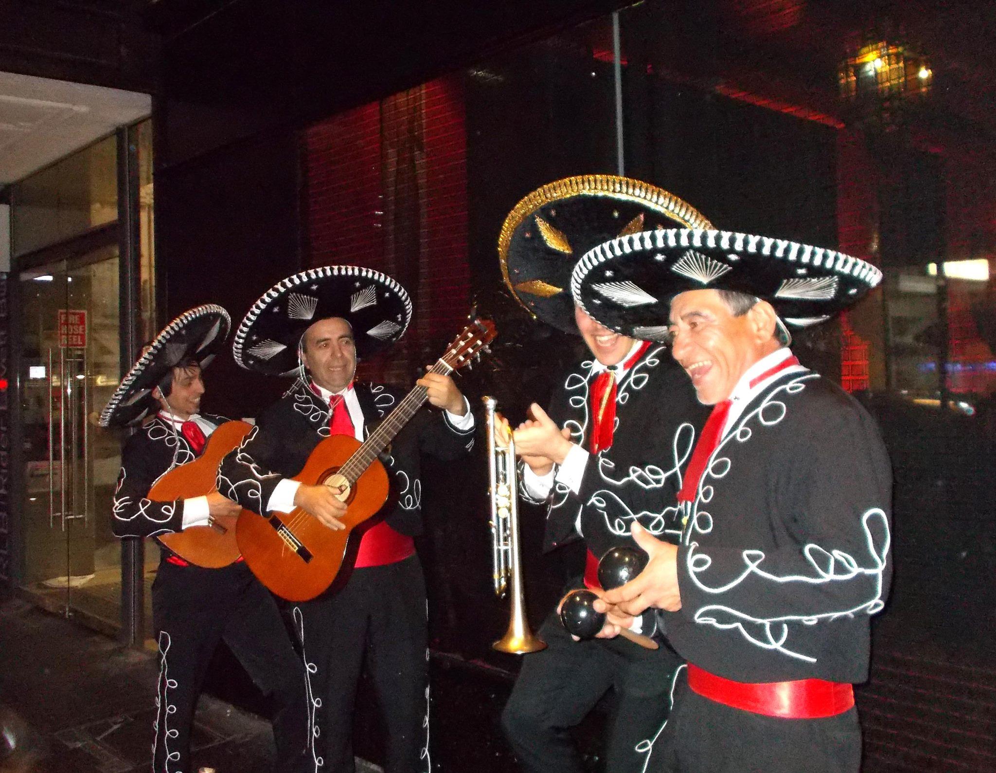 3 amigos mariachi band adelaide australia casablabla