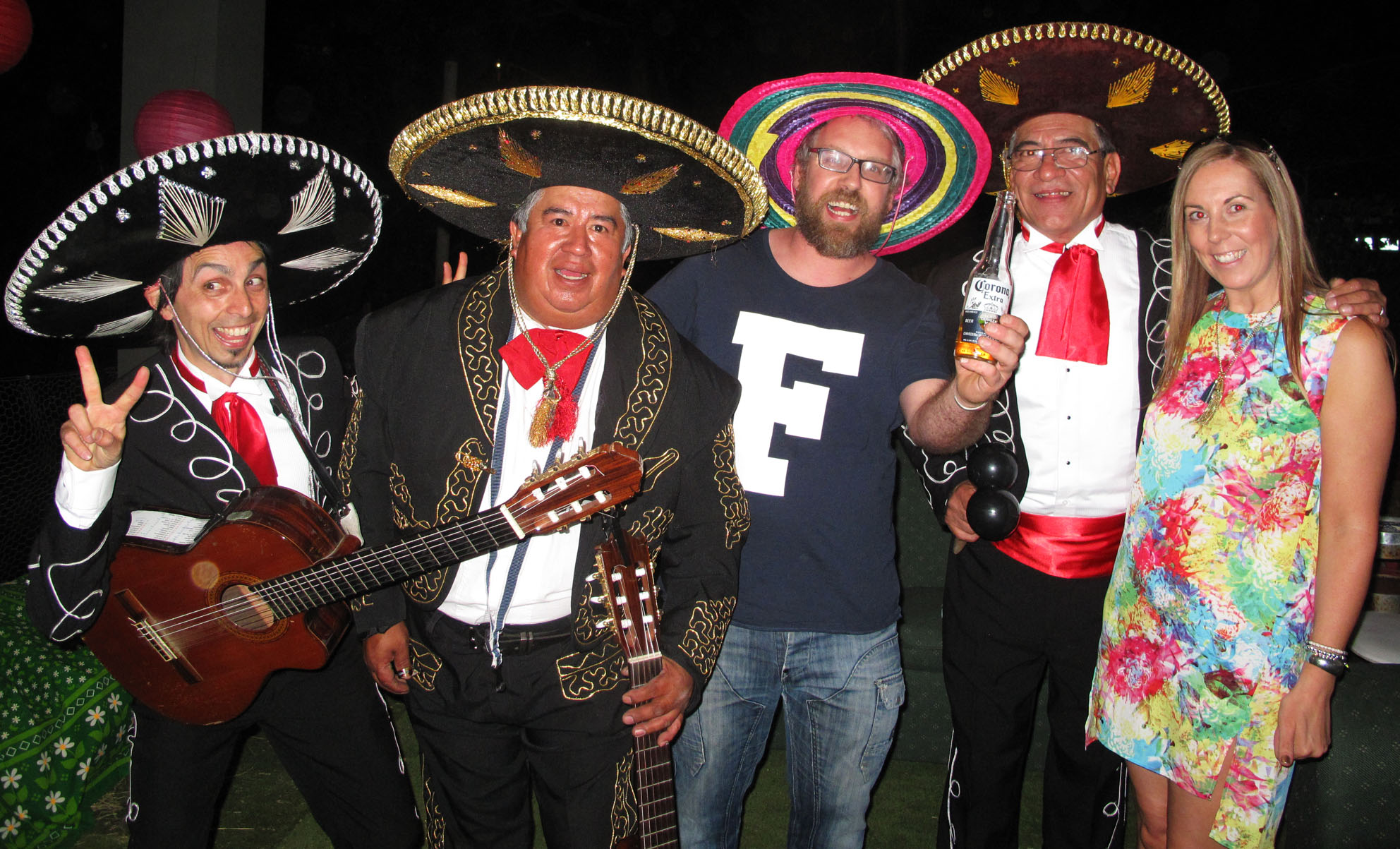 40 Three Amigos 4