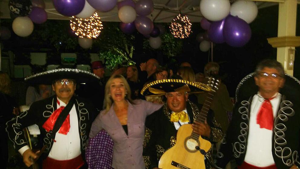 Birthday Celebration Mexican Mariachi Theme Adelaide melbourne sydney canberra perth gold coast brisbane asia china thailand hong kong qingdao japan tokyo Australia