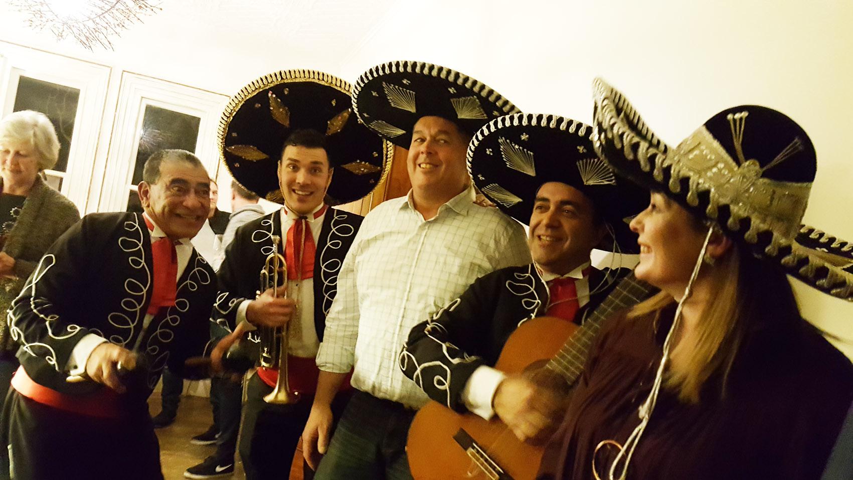 El Stanco 25th anniversary mariachi mexican band adelaide australia. perth, melbourne, sydney
