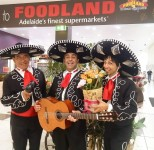 Roving Mariachi Band at Foodland Frewville and Pasadena