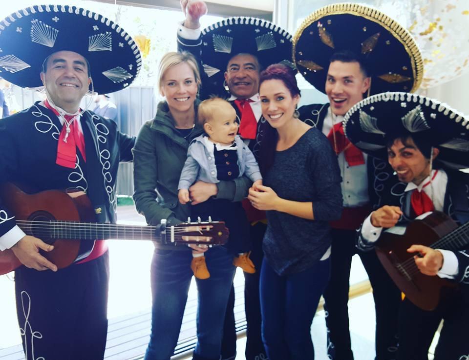 Childrens Entertainment Adelaide Mexican Mariachi Band Australia. Birthday Party