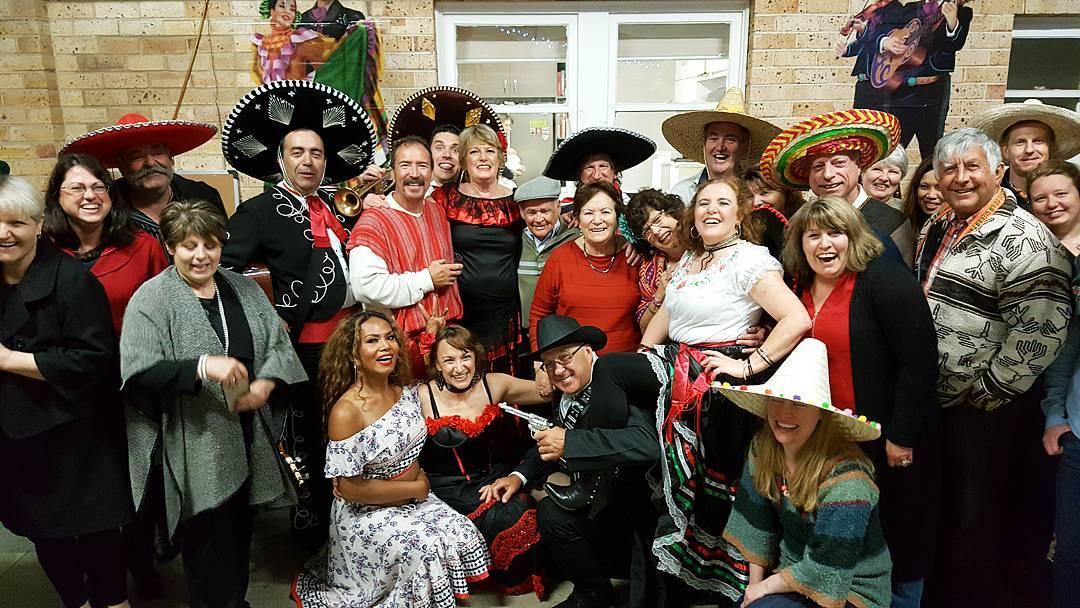 mexican theme birthday party adelaide australia sydney melbourne brisbane singapore brunie richard branson nye eve party