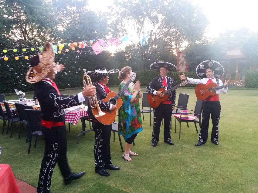 Happy Birthday Lucy, Mexican Themed Party Adelaide