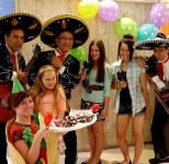 Birthday celebrations for Salsa's Fresh Mex Grill