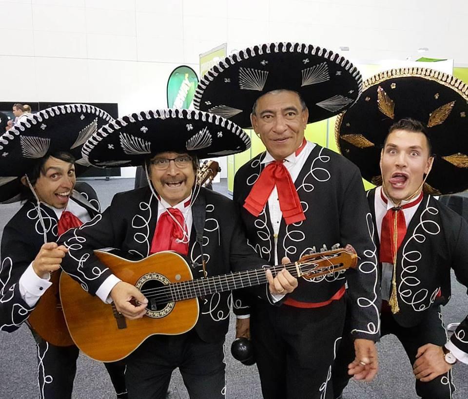Mariachi Mexican Band Australia Subway Convention
