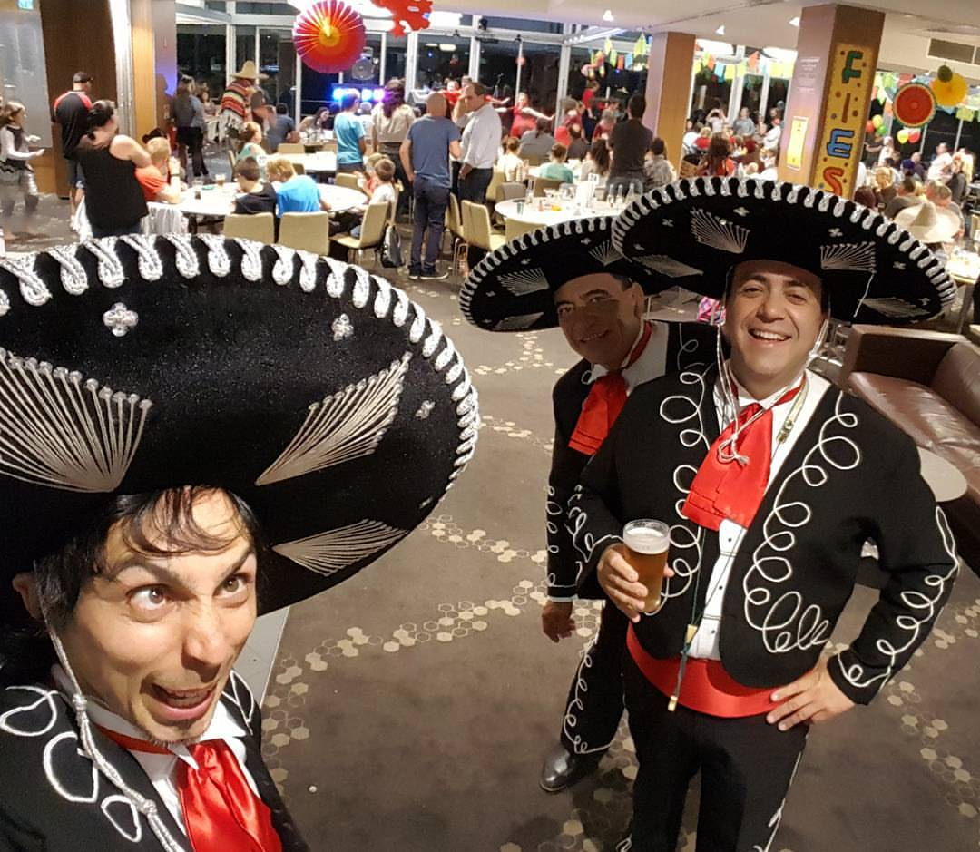 Mexican Fiesta theme Renmark Club