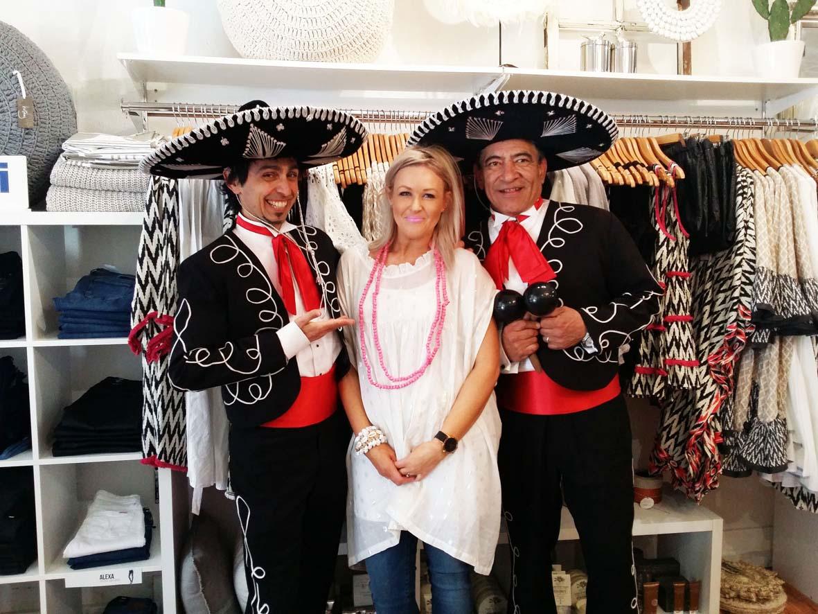 New Mexican Cloths Range
