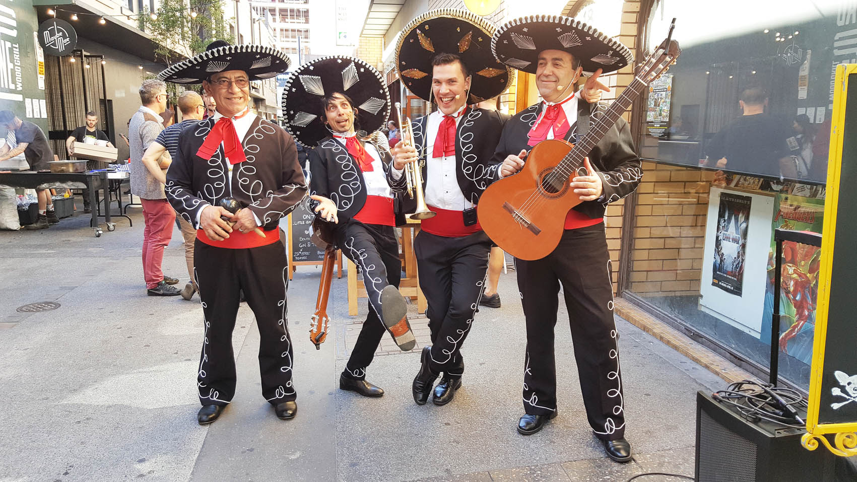street-party-mexican-theme-adelaide-australia-singapore-melbourne-sydney-perth-duabi-hong-kong-japan-south-korea, entertainment adelaide