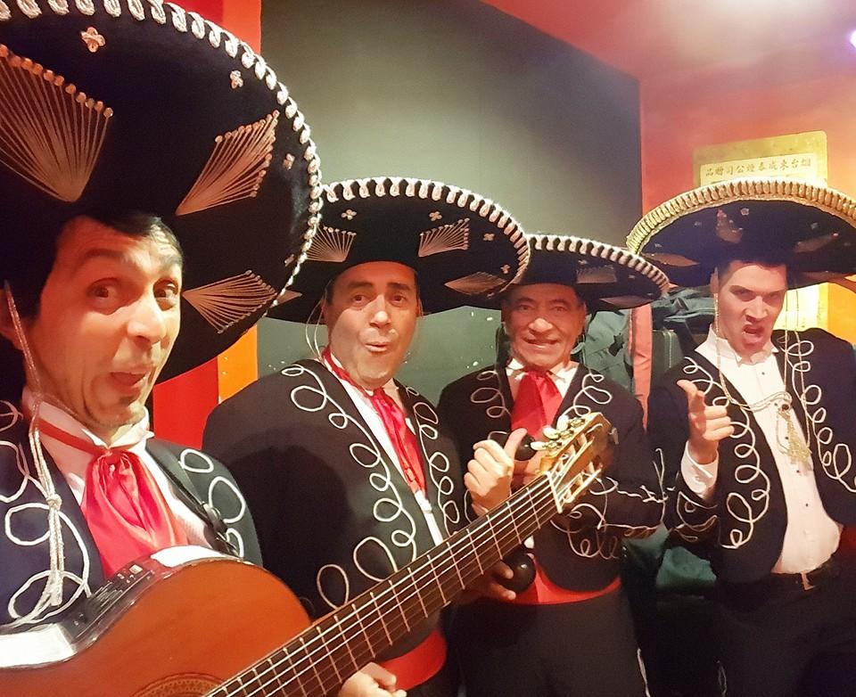 Three Amigos Mexican Mariachi Band Sydney, Melbourne, Perth, Darwin, Godl Coast, Brisbane Australia Casablabla